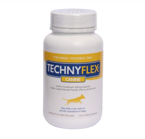 Comvet - Technyflex Canine 240 capsules