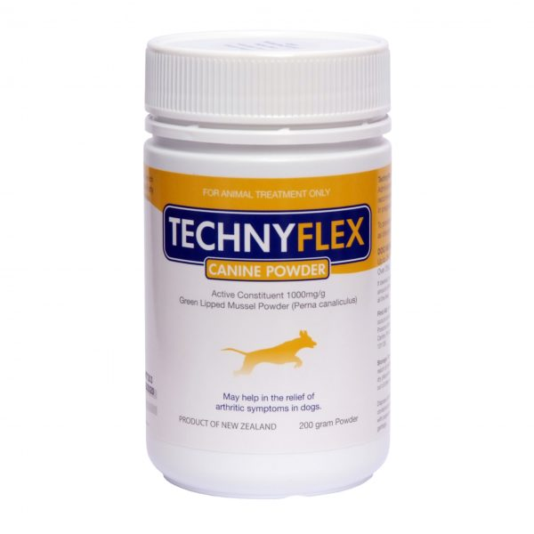 Comvet - Technyflex Canine 200g powder