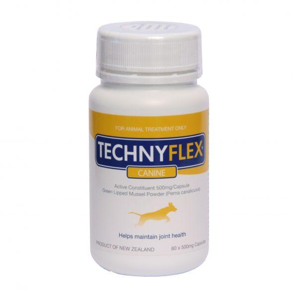 Comvet - Technyflex Canine 80 capsules