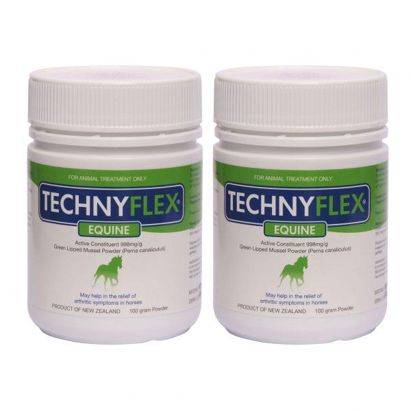 Comvet - Technyflex equine 100g twin pack