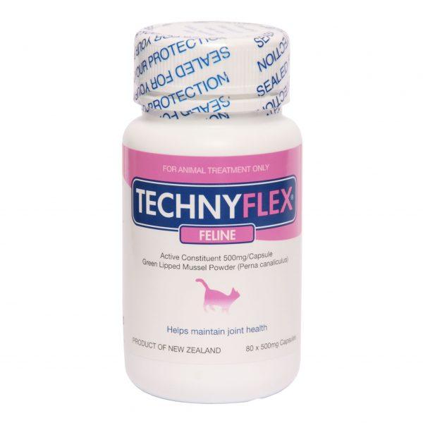 Comvet - Technyflex Feline 80 capsules